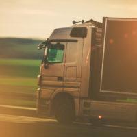 Con la Patente C potete guidare camion e tir per trasporto merci